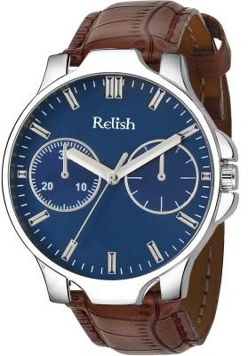 RELish Brown Watch Analog Watch   For Men RELish Wrist Watches