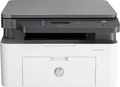 HP 136W Multi function Wireless Monochrome Printer