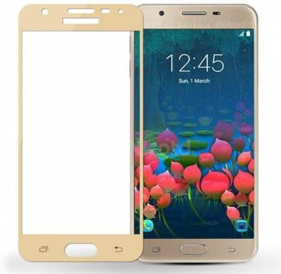 RAWAT Tempered Glass Guard for Samsung Galaxy J7 Max(Pack of 1)