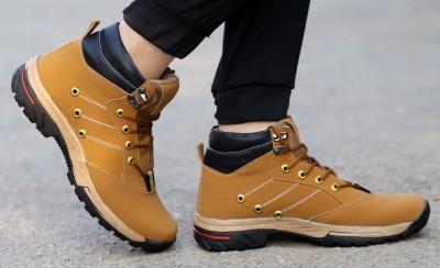 Aadi Boots For Men(Beige)