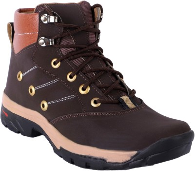aadi Boots For Men(Brown)