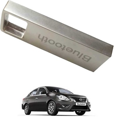 GetConnected v4.1 Car Bluetooth Device with Adapter Dongle(Silver, Gold, Black)