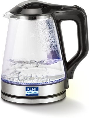 KENT 16023 Electric Kettle(1.7 L, Black)