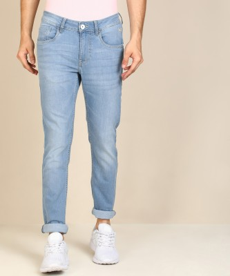 Flying Machine Skinny Men Light Blue Jeans