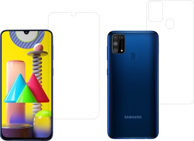 IndiForce Screen Guard for Samsung Galaxy M31(Pack of 1)
