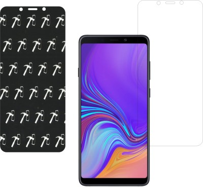 IndiForce Screen Guard for Samsung Galaxy A9(Pack of 1)