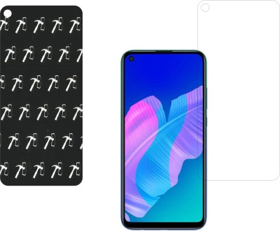 IndiForce Screen Guard for Huawei Y7p(Pack of 1)
