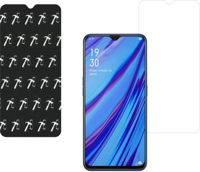 IndiForce Screen Guard for OPPO A9(Pack of 1)