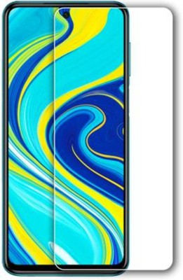 Kavacha Tempered Glass Guard for Redmi Note 9 pro(Pack of 1)