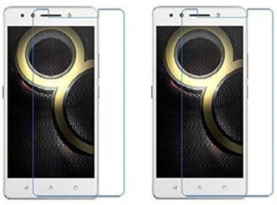 CLASIKCART Tempered Glass Guard for Lenovo K8 Note(Pack of 2)