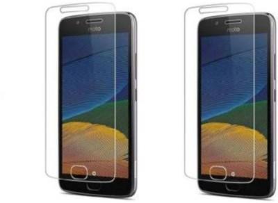 CLASIKCART Tempered Glass Guard for Motorola Moto G5 Plus(Pack of 2)