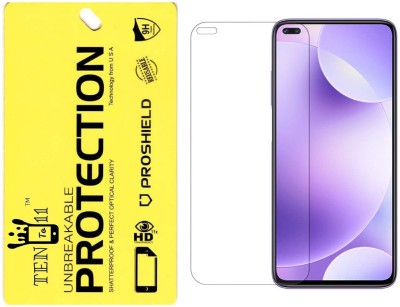 Ten To 11 Screen Guard for Realme X3(Pack of 1)