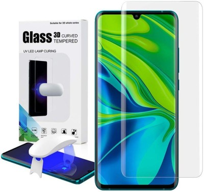 SmartLike Tempered Glass Guard for Xiaomi Mi Note 10 Pro(Pack of 1)