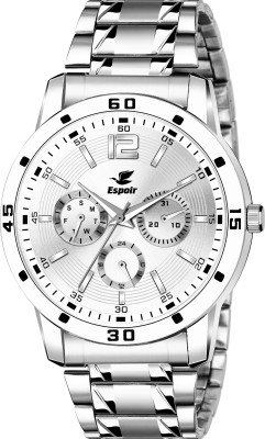 Espoir CRNOWH0507 Working Chronograph HIGH Quality Analog Watch  - For Men