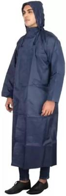 Tryo Solid Men Raincoat