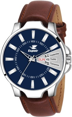 Espoir LCS-96142 Day and Date Functioning High Quality Analog Watch  - For Men