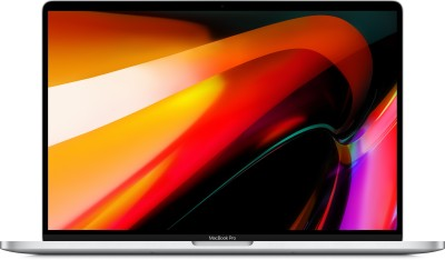Apple MacBook Pro Core i7 9th Gen - (16 GB/512 GB SSD/Mac OS Catalina/4 GB Graphics) MVVL2HN/A(16 inch, Silver, 2...