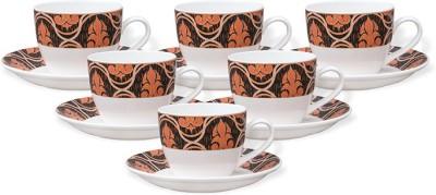 Clay Craft Pack of 12 Ceramic(Multicolor)