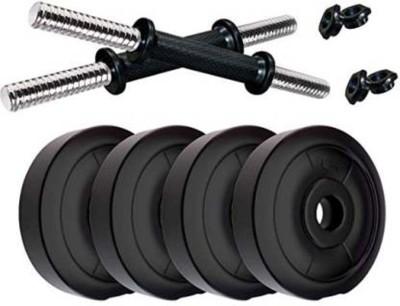 Sai Kirpa Traders 12 Kg Pvc (3kg X 4) Gym & Fitness Kit