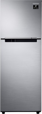 Samsung 253 L Frost Free Double Door 2 Star  2020  Refrigerator