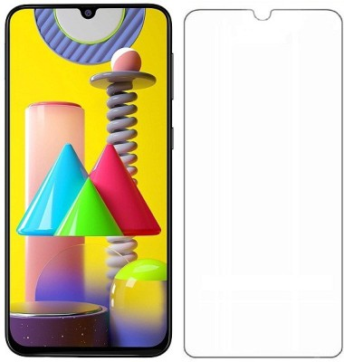 Carrywrap Tempered Glass Guard for Samsung Galaxy M31(Pack of 1)