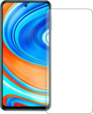 Knotyy Tempered Glass Guard for Mi Redmi Note 9 Pro Max(Pack of 1)