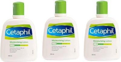 Cetaphil Daily Moisturizing Lotion For Long Lasting Hydration(250 ml)