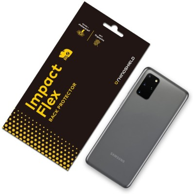 Rhino Shield Back Screen Guard for Samsung Galaxy S20 Plus(Pack of 1)
