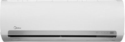 Midea 1 Ton 3 Star Split AC - White(12K 3 STAR SANTIS PRO CLS R32 SPLIT AC, Copper Condenser)