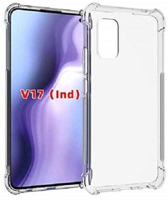 SAI SIDHARTH Bumper Case for Vivo V17(Transparent, Shock Proof, Silicon)