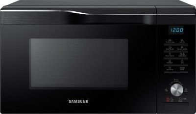SAMSUNG 28 L Convection Microwave Oven(MC28M6036CK/TL, Black)