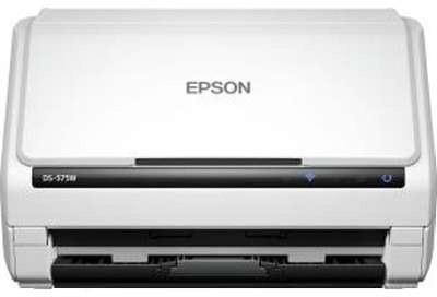 Epson Workforce DS -510 Document Scanner(White)