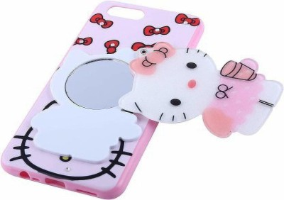 Aarnik Book Cover for Mirror Kitty for Samsung Galaxy J2s Cover for Samsung Galaxy J2s(Multicolor, Grip Case)