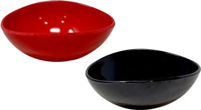 U.P.C. 100% Pure Food Grade Melamine Plastic Snack Bowl Oblong Shape Set...