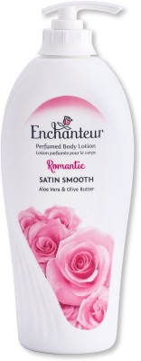Enchanteur Romantic Hand and Body Lotion for Women(500 ml)
