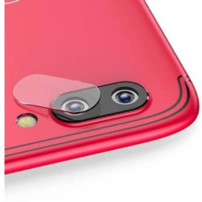GBKS Back Camera Lens Glass Protector for Realme C2, Oppo A1k(Pack of: 1)