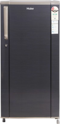 Haier Direct Cool 220 L Single Door Refrigerator (HRD-2204PSL-E, Silver Liyana)