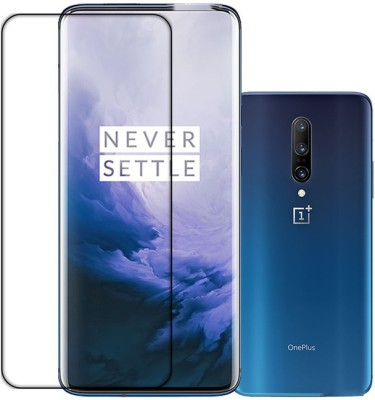 k2-Tech square Front and Back Tempered Glass for ONEPLUS 7 PRO(Pack of 1)