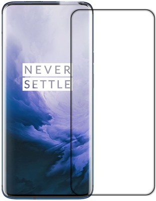 k2-Tech square Impossible Screen Guard for ONEPLUS 7 PRO(Pack of 1)