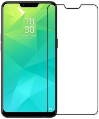 K2-TECH SQUARE Impossible Screen Guard for Realme 2(Pack of 1)