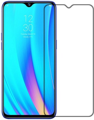 K2-TECH SQUARE Impossible Screen Guard for REALME 3 PRO(Pack of 1)