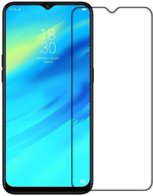 K2-TECH SQUARE Impossible Screen Guard for Realme 2 Pro(Pack of 1)