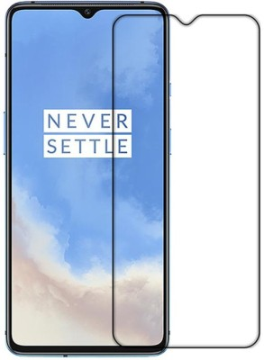k2-Tech square Impossible Screen Guard for ONEPLUS 7T(Pack of 1)