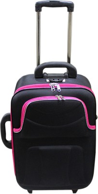 AdevWorld Small Check in Luggage  26 inch    IMPORTED PREMIUM SINGLE 26INCH   Black AdevWorld Suitcases