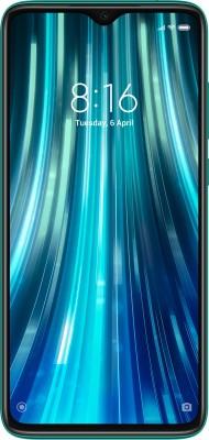 REDMI Note 8 Pro (Gamma Green, 128 GB)(6 GB RAM)