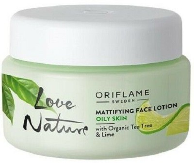 Oriflame Sweden Love Nature Mattifying Face Lotion(50 ml)