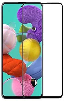 Fovtyline Edge To Edge Tempered Glass for Xiaomi Redmi Note 9 Pro, Xiaomi Redmi Note 9 Pro Max(Pack of 1)