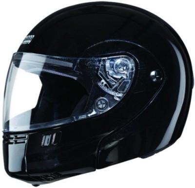 STUDDS Economy Flip-Up Helmet Motorsports Helmet(Black)