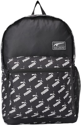 Puma Academy Backpack 26 L Laptop Backpack Black