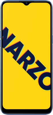 Realme Narzo 10A (So Blue, 32 GB)  (3 GB RAM)